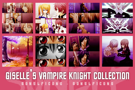 G's Vampire Knight Collection by sonelf