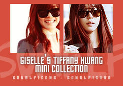 G's Tiffany Hwang Mini Collection