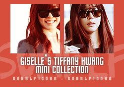 G's Tiffany Hwang Mini Collection by sonelf