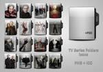 TV Series Folders. Part 1
