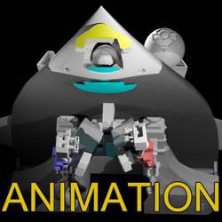 KW Mamba IV Grapler Arms animation by IggyTek