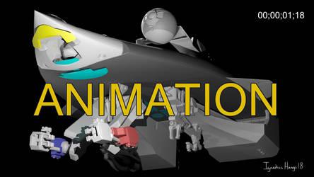 KW Mamba IV Grapler Arms animation SIDE by IggyTek