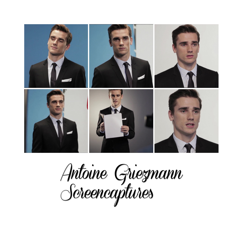 Antoine Griezmann - GQ Spain Photoshoot by randompacks on DeviantArt