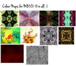 MB3D ColourMaps