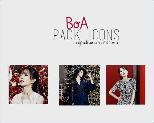 BoA icons by mayradias