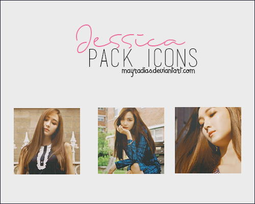 Jessica Jung - Icons by mayradias