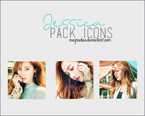 Jessica Jung - Icons 2 by mayradias