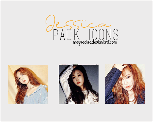 Jessica Jung - Icons 3 by mayradias