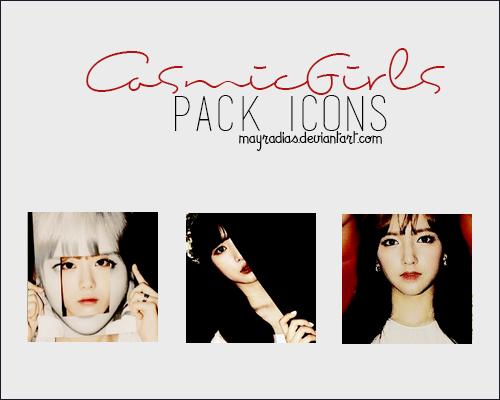 WJSN (Cosmic Girls) - Icons 2 by mayradias