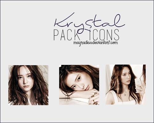 Krystal - Icons by mayradias