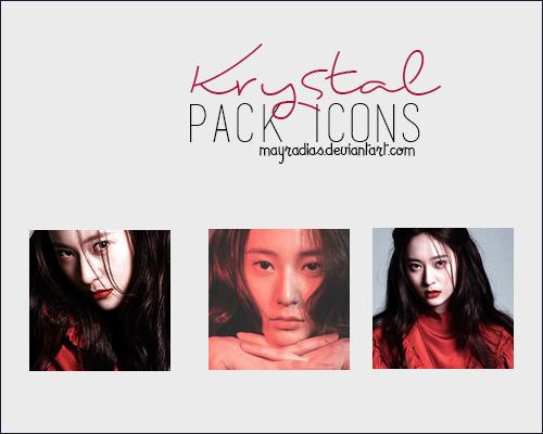 Krystal - Icons 2 by mayradias