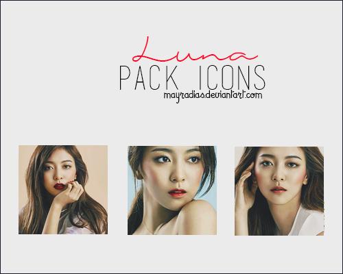 Luna - Icons by mayradias