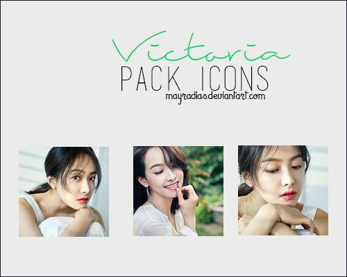 Victoria - Icons by mayradias