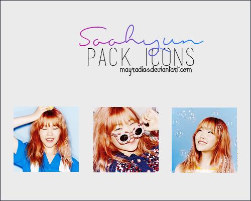Soohyun (AKMU) - Icons by mayradias