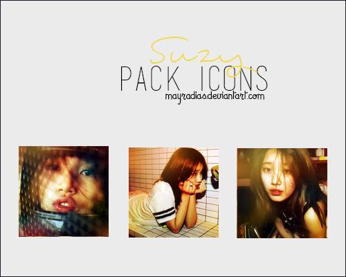 Suzy - Icons 2 by mayradias
