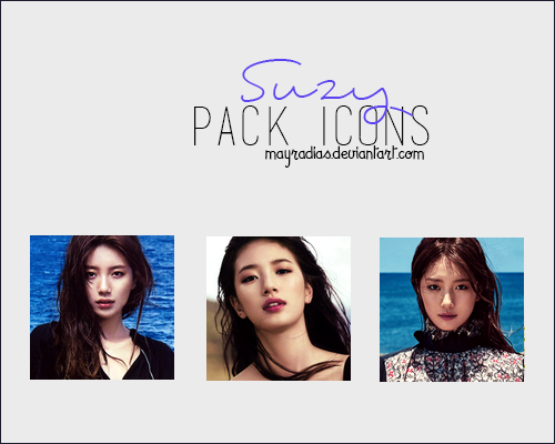 Suzy - Icons by mayradias