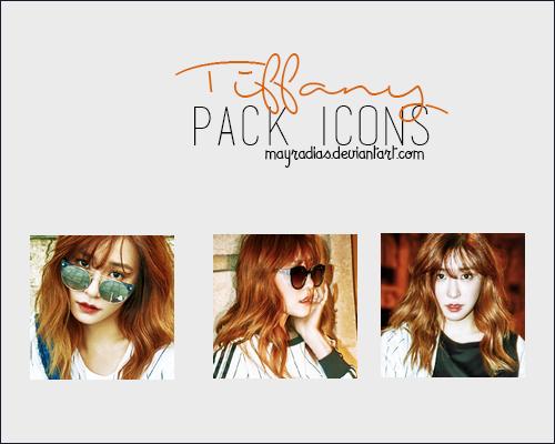 Tiffany - Icons by mayradias