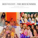 Red Velvet - The Red Summer Photopack