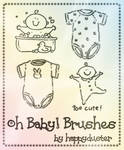 Oh Baby Brushes