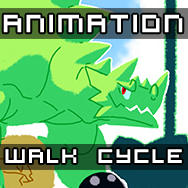 Walk Animation Test
