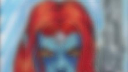 Mystique card TL