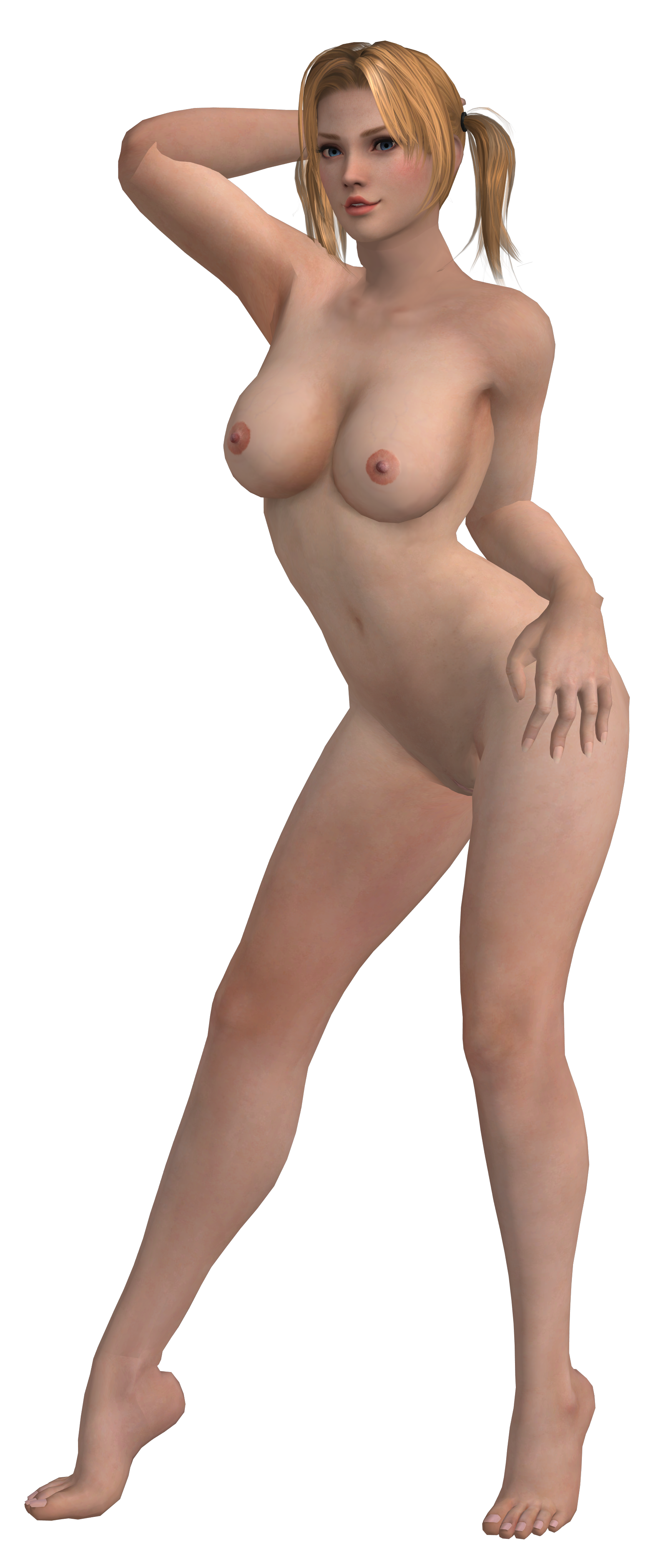beautiful naked thick females