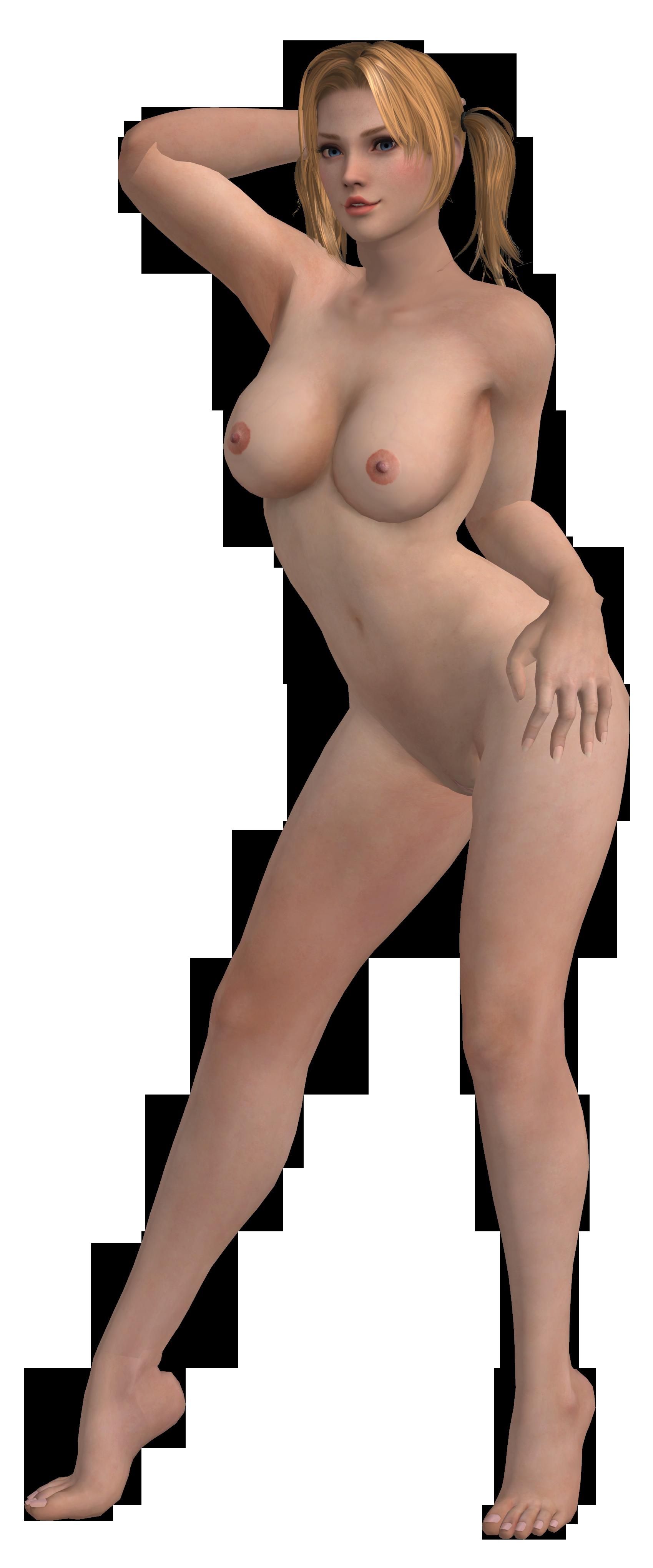 from Brett doa girls hot nude