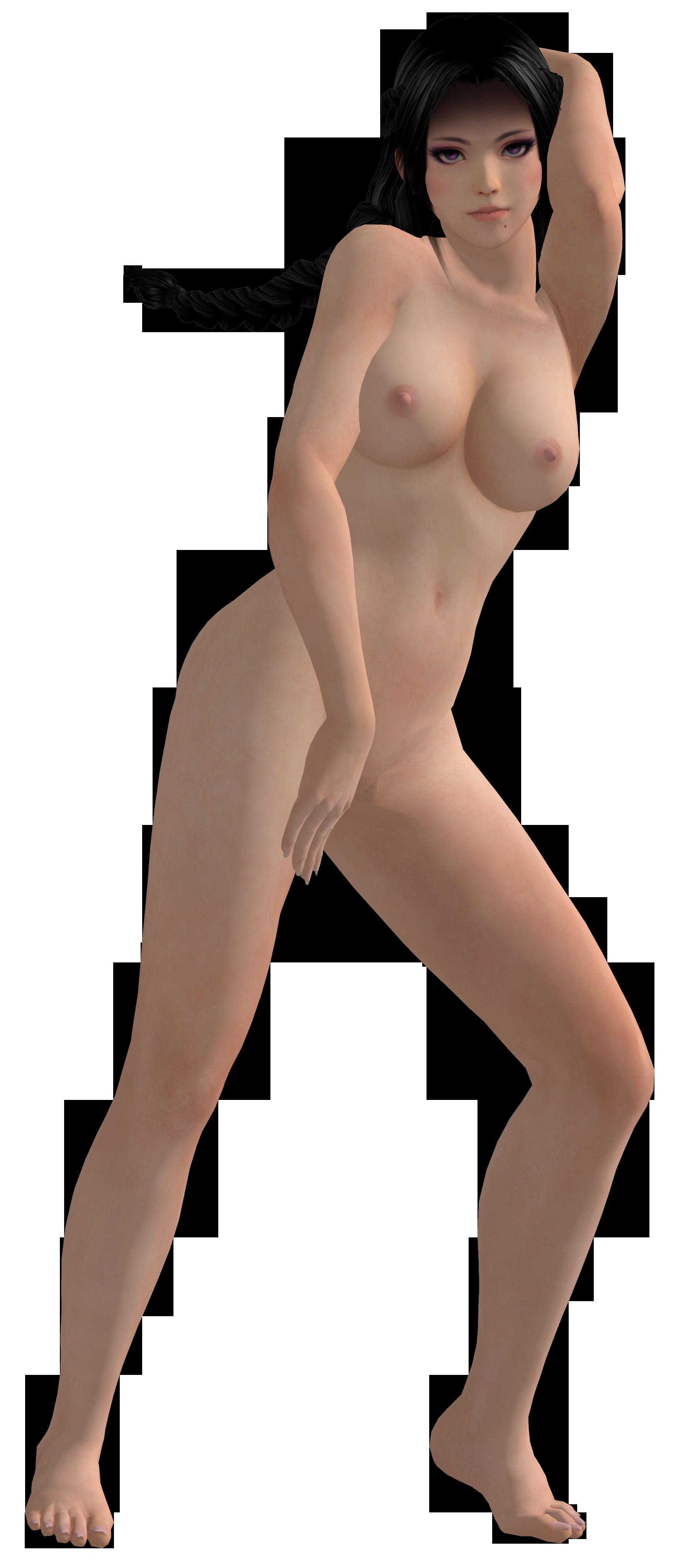 Doa5 nude hentia image
