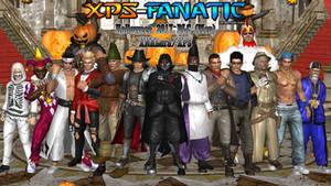 DOA5LR - Halloween 2017 DLC (Men) for XPS