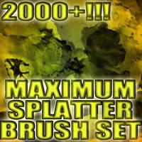 MAXIMUM Splash Set by Bleeding-Dragon