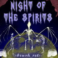 Night of the Spirits by Bleeding-Dragon