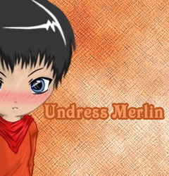 Undress Merlin Game 15 sec by prince-kristian