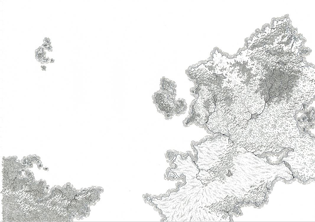 Fantasy Map - Test by nimdewhirst