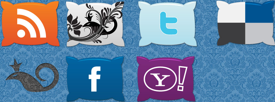 Pillow icons 2