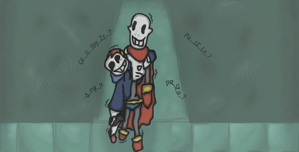 Six Bones by ZeldaJune