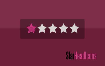StarHeadIcons by Gocom