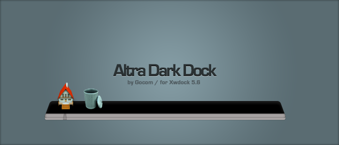 Altra Dark Dock by Gocom