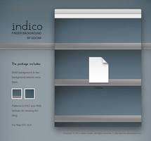 Indico Finder Background
