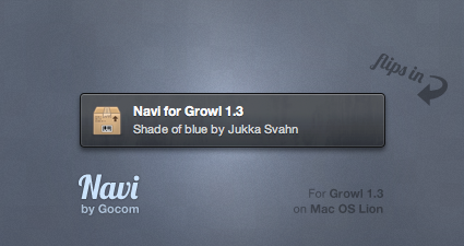 Navi for Growl