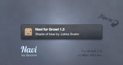Navi for Growl