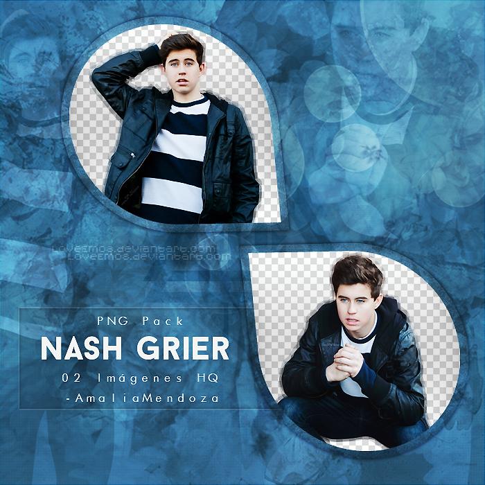 NASH GRIER PNG Pack #1 By LoveEm08 On DeviantArt