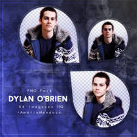 DYLAN O'BRIEN PNG Pack #2 by LoveEm08