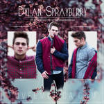 DYLAN SPRAYBERRY PNG Pack #1 by LoveEm08