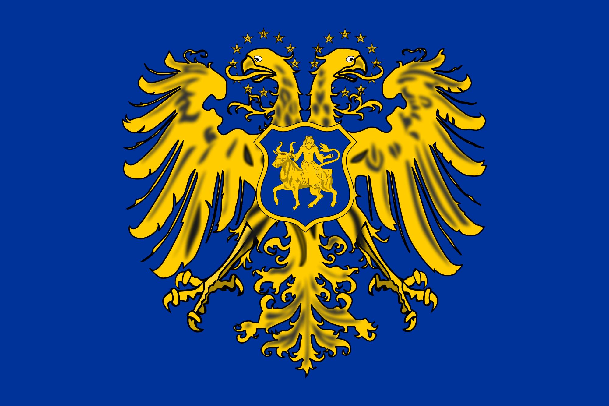 Holy European Empire by Fenn-O-maniC