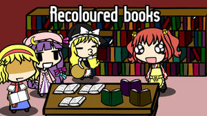 Walfas - Recoloured Books (Prop Package)