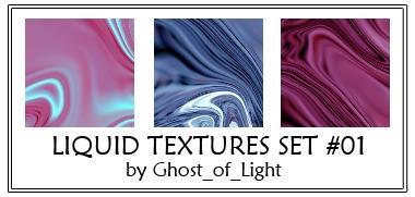 Liquid Textures 01 by GhostOfLight