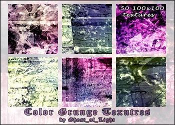 Color Grunge by GhostOfLight