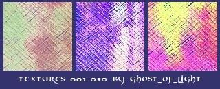 textures 001-020 by GhostOfLight
