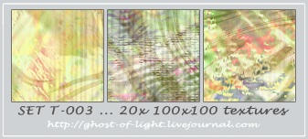Set T-003 by GhostOfLight
