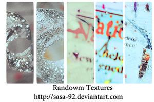 Randowm Textures by sasa-92